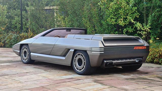 Điểm lại những concept Lamborghini táo bạo nhất trước thềm ra mắt Urus - Ảnh 8.