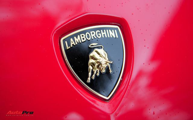 Chán phong cách Dubai, Lamborghini Aventador Roadster về màu nguyên bản tại Hà Nội - Ảnh 7.