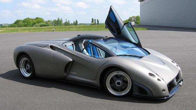 Điểm lại những concept Lamborghini táo bạo nhất trước thềm ra mắt Urus - Ảnh 1.