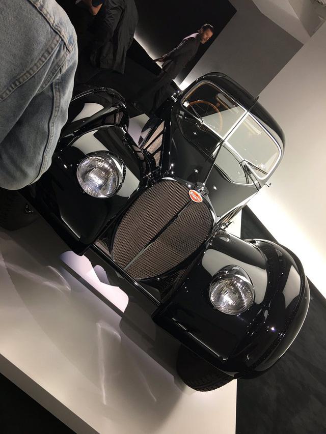 Hàng chục siêu xe từ cổ chí kim xuất hiện trong buổi giới thiệu bộ sưu tập mới nhất của Ralph Lauren - Ảnh 6.