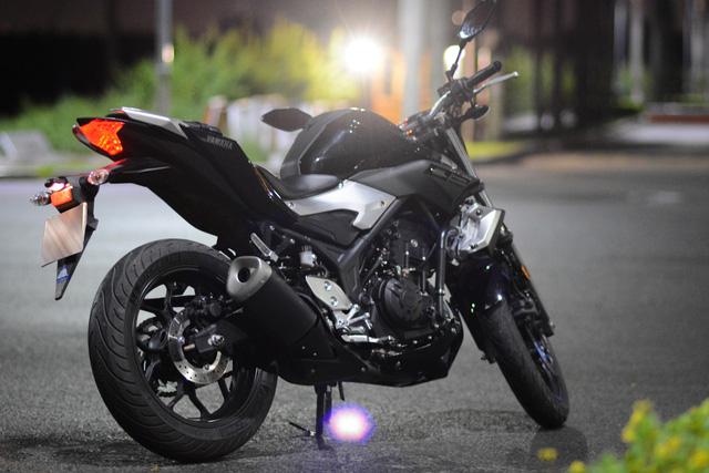 Cận cảnh naked bike Yamaha MT-03 có giá 139 triệu Đồng - Ảnh 5.