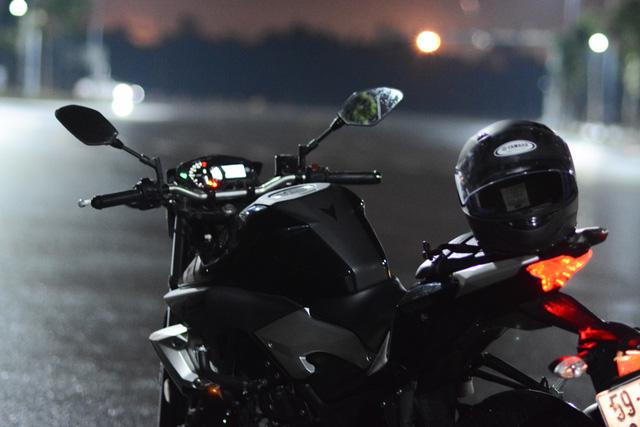 Cận cảnh naked bike Yamaha MT-03 có giá 139 triệu Đồng - Ảnh 16.