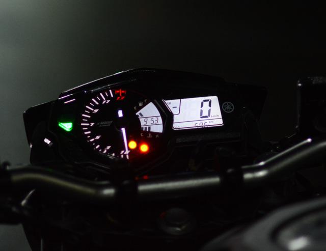 Yamaha MT-03 - Naked bike dành cho các bạn trẻ nhập môn phân khối lớn - Ảnh 4.