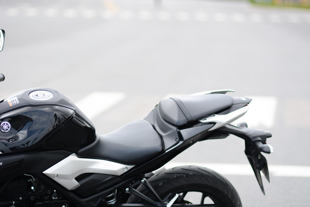 Cận cảnh naked bike Yamaha MT-03 có giá 139 triệu Đồng - Ảnh 7.