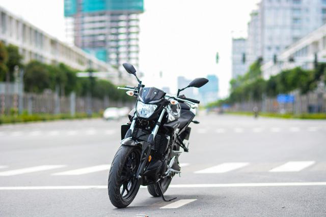 Cận cảnh naked bike Yamaha MT-03 có giá 139 triệu Đồng - Ảnh 1.
