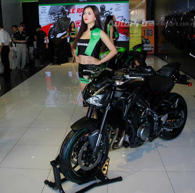 Chi tiết hậu duệ của Kawasaki Z800 tại Việt Nam - Ảnh 7.