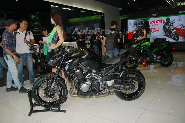 Chi tiết hậu duệ của Kawasaki Z800 tại Việt Nam - Ảnh 5.