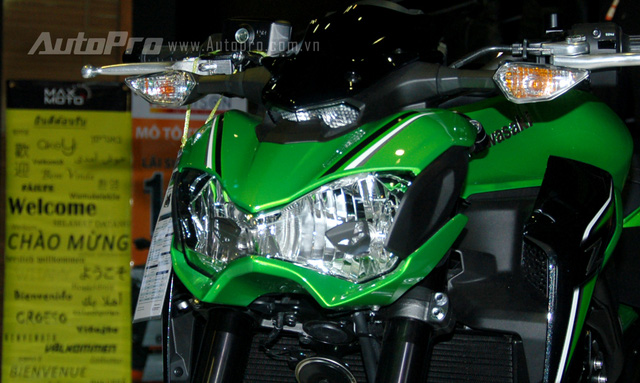 Chi tiết hậu duệ của Kawasaki Z800 tại Việt Nam - Ảnh 13.