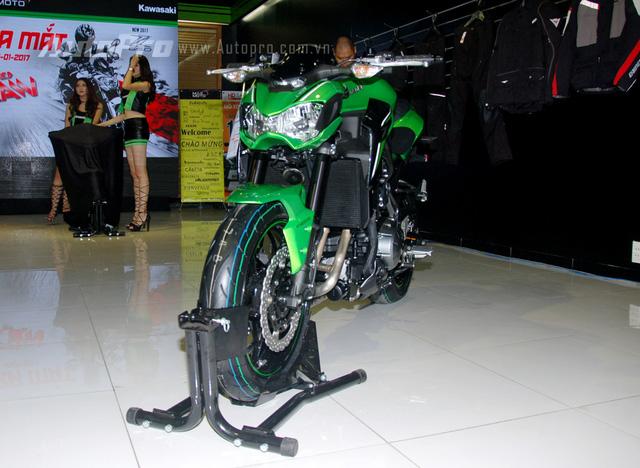 Chi tiết hậu duệ của Kawasaki Z800 tại Việt Nam - Ảnh 1.