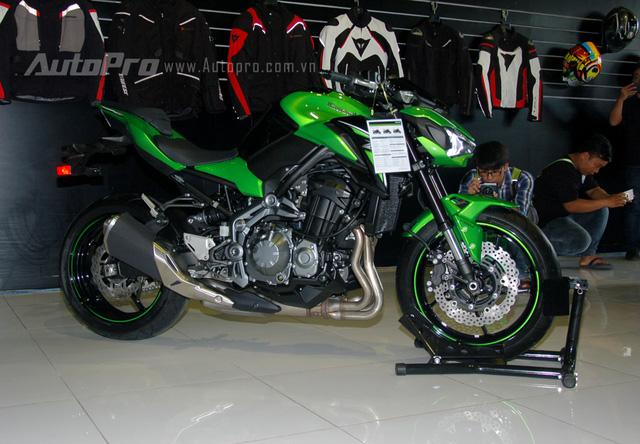 Chi tiết hậu duệ của Kawasaki Z800 tại Việt Nam - Ảnh 3.
