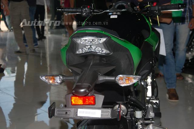 Chi tiết hậu duệ của Kawasaki Z800 tại Việt Nam - Ảnh 9.