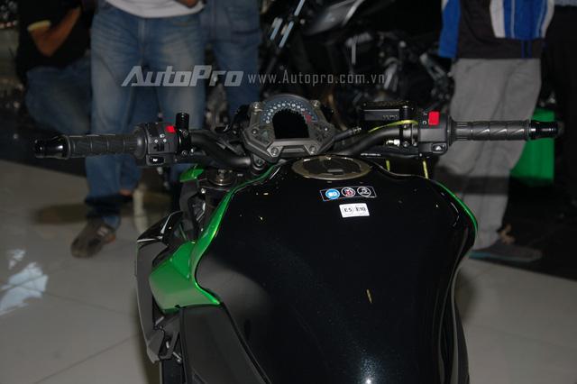 Chi tiết hậu duệ của Kawasaki Z800 tại Việt Nam - Ảnh 14.