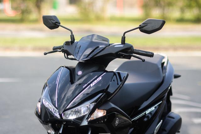 Đánh giá xe tay ga Yamaha NVX 125 - Trẻ và hiện đại - Ảnh 3.