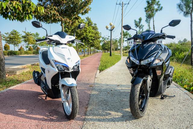 So sánh Yamaha NVX 125 và Honda Air Blade 125 - Ảnh 3.