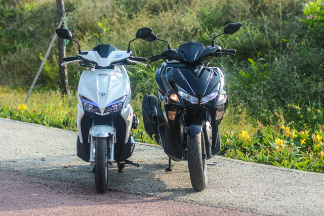 So sánh Yamaha NVX 125 và Honda Air Blade 125 - Ảnh 5.