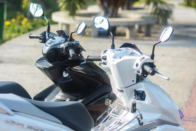 So sánh Yamaha NVX 125 và Honda Air Blade 125 - Ảnh 11.
