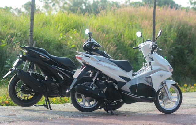 So sánh Yamaha NVX 125 và Honda Air Blade 125 - Ảnh 7.