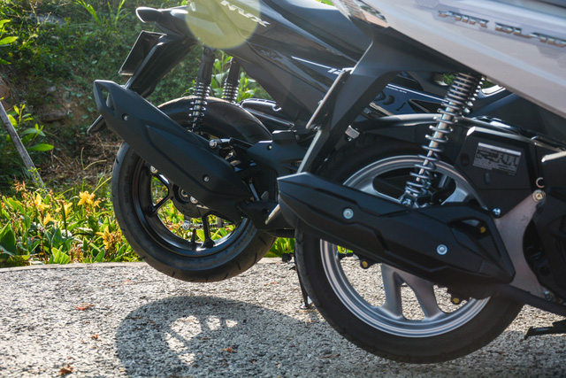 So sánh Yamaha NVX 125 và Honda Air Blade 125 - Ảnh 19.