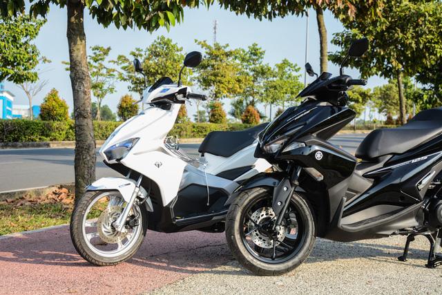 So sánh Yamaha NVX 125 và Honda Air Blade 125 - Ảnh 6.