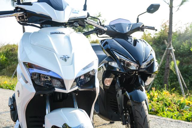So sánh Yamaha NVX 125 và Honda Air Blade 125 - Ảnh 9.