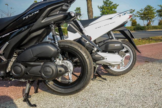 So sánh Yamaha NVX 125 và Honda Air Blade 125 - Ảnh 13.