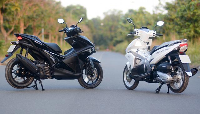 So sánh Yamaha NVX 125 và Honda Air Blade 125 - Ảnh 16.