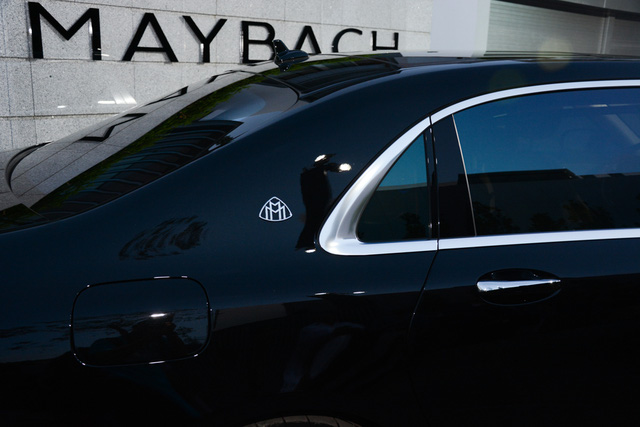 Cặp đôi Mercedes-Maybach S400 4Matic và S500 ra mắt khách hàng Việt, giá từ 6,9 tỷ Đồng - Ảnh 6.