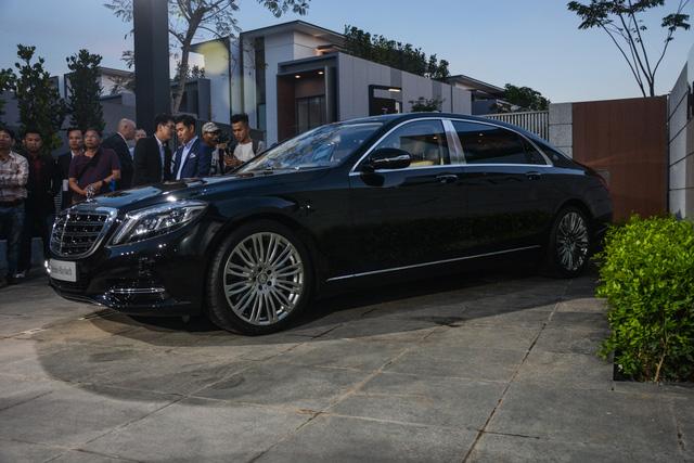 Cặp đôi Mercedes-Maybach S400 4Matic và S500 ra mắt khách hàng Việt, giá từ 6,9 tỷ Đồng - Ảnh 2.