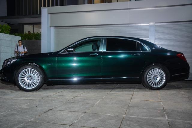 Cặp đôi Mercedes-Maybach S400 4Matic và S500 ra mắt khách hàng Việt, giá từ 6,9 tỷ Đồng - Ảnh 12.