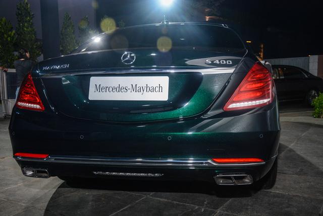 Cặp đôi Mercedes-Maybach S400 4Matic và S500 ra mắt khách hàng Việt, giá từ 6,9 tỷ Đồng - Ảnh 3.