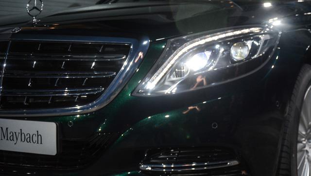 Cặp đôi Mercedes-Maybach S400 4Matic và S500 ra mắt khách hàng Việt, giá từ 6,9 tỷ Đồng - Ảnh 4.