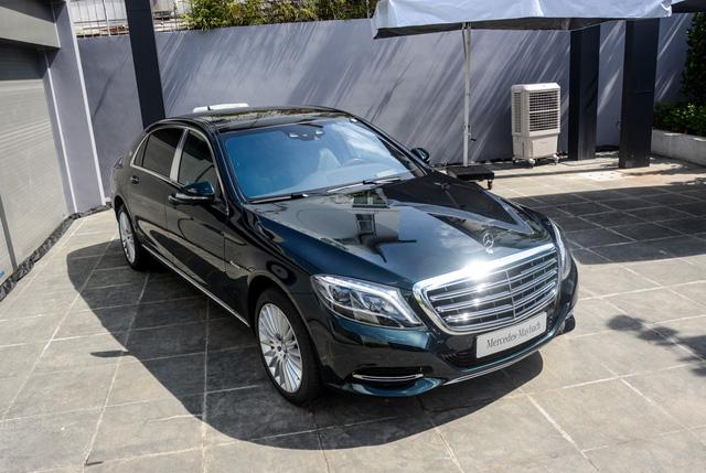 Chi tiết xe siêu sang Mercedes-Maybach S400 4Matic nhưng giá chỉ bằng xe sang - Ảnh 1.