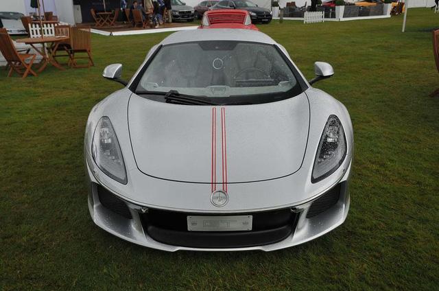 ATS GT - Siêu xe triệu đô mới của người Ý - Ảnh 11.