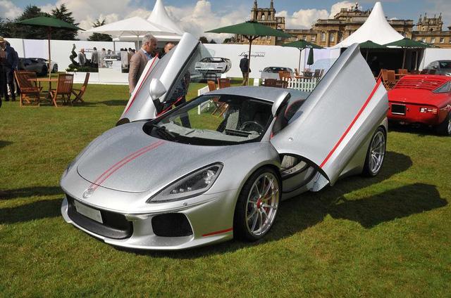 ATS GT - Siêu xe triệu đô mới của người Ý - Ảnh 2.