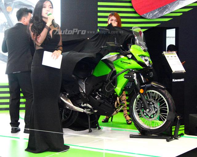 Xế phượt Kawasaki Versys-X 300 2017 giá từ 150 triệu Đồng có gì hot? - Ảnh 1.