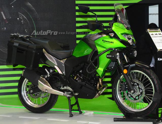 Xế phượt Kawasaki Versys-X 300 2017 giá từ 150 triệu Đồng có gì hot? - Ảnh 7.
