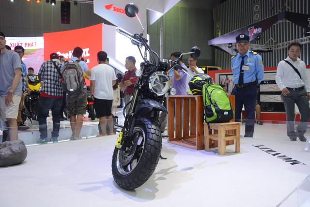 3 chiếc xe concept ấn tượng lần đầu xuất hiện tại Việt Nam - Ảnh 5.