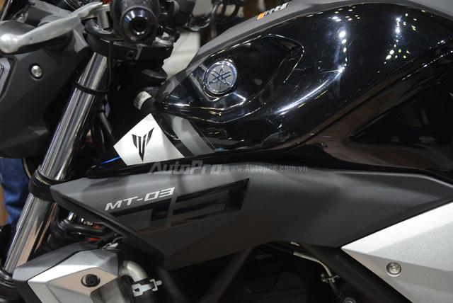 Yamaha MT-03 có giá bán 139 triệu Đồng tại Việt Nam - Ảnh 14.