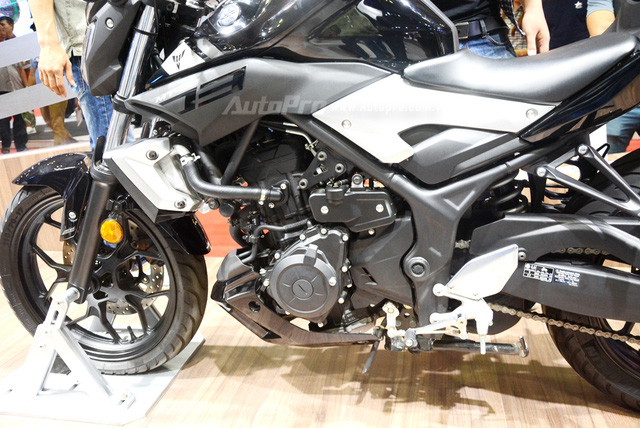 Yamaha MT-03 có giá bán 139 triệu Đồng tại Việt Nam - Ảnh 13.