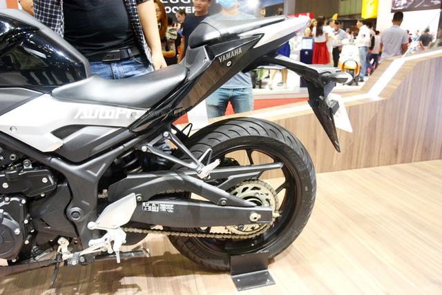 Yamaha MT-03 có giá bán 139 triệu Đồng tại Việt Nam - Ảnh 16.