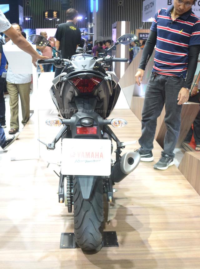 Yamaha MT-03 có giá bán 139 triệu Đồng tại Việt Nam - Ảnh 7.