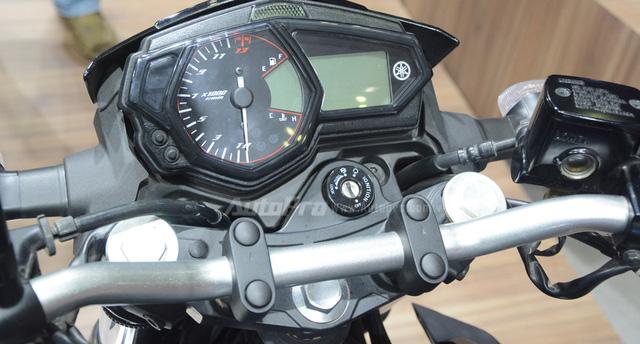 Yamaha MT-03 có giá bán 139 triệu Đồng tại Việt Nam - Ảnh 12.