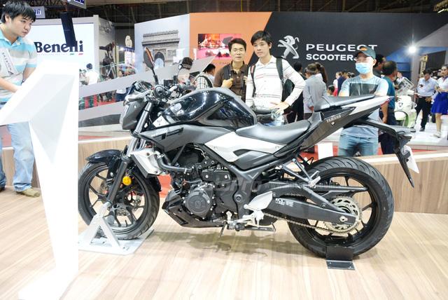 Yamaha MT-03 có giá bán 139 triệu Đồng tại Việt Nam - Ảnh 3.