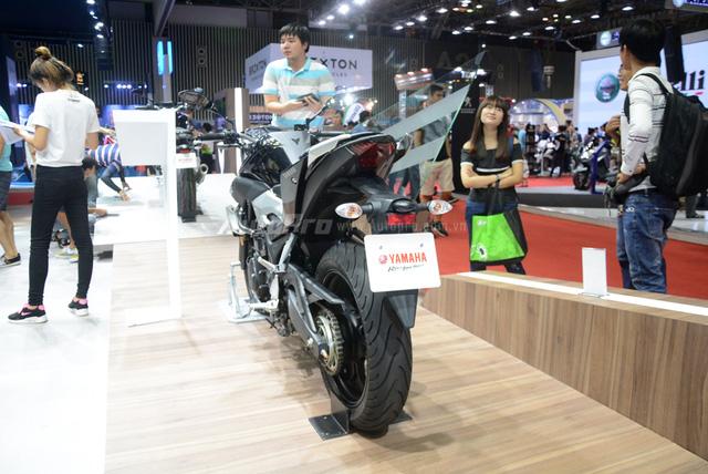Yamaha MT-03 có giá bán 139 triệu Đồng tại Việt Nam - Ảnh 8.