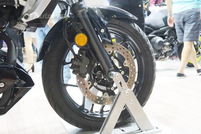 Yamaha MT-03 có giá bán 139 triệu Đồng tại Việt Nam - Ảnh 15.