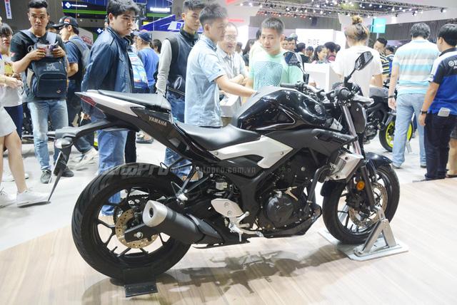 Yamaha MT-03 có giá bán 139 triệu Đồng tại Việt Nam - Ảnh 2.