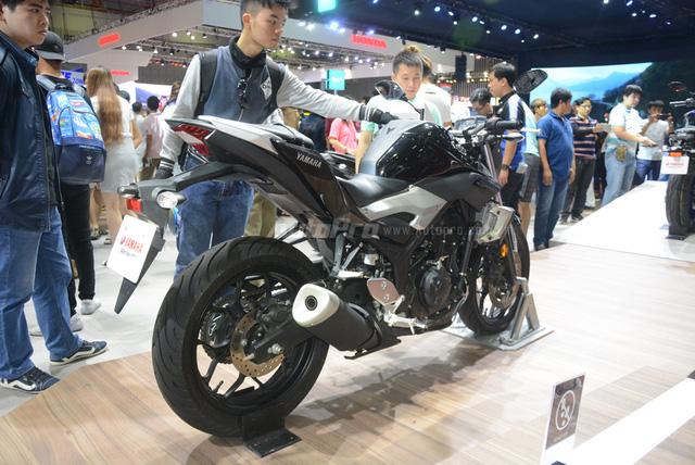 Yamaha MT-03 có giá bán 139 triệu Đồng tại Việt Nam - Ảnh 6.