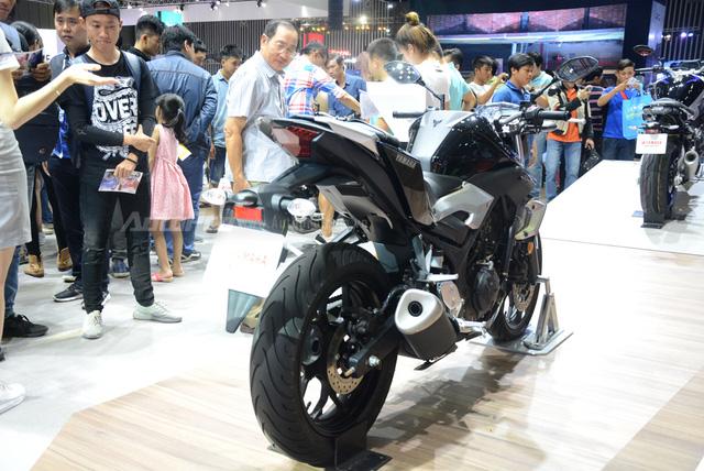 Yamaha MT-03 có giá bán 139 triệu Đồng tại Việt Nam - Ảnh 4.