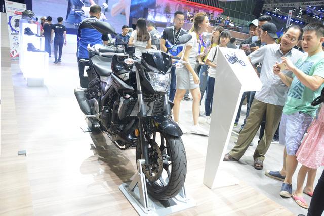 Yamaha MT-03 có giá bán 139 triệu Đồng tại Việt Nam - Ảnh 1.