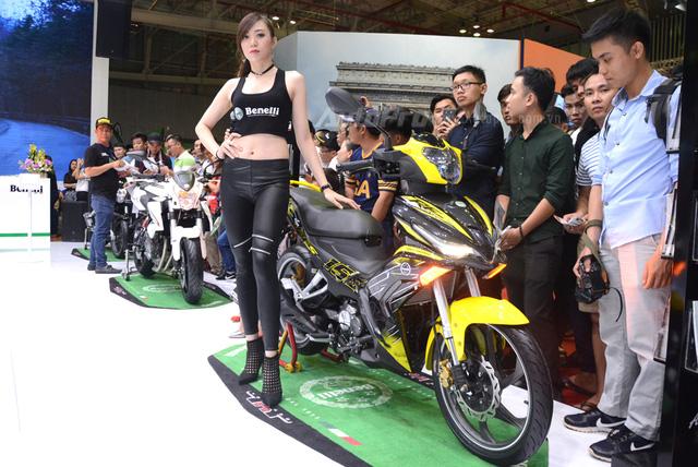 Đấu cùng Yamaha Exciter, Benelli bất ngờ ra mắt xe côn tay 150 phân khối mới tại Việt Nam - Ảnh 1.